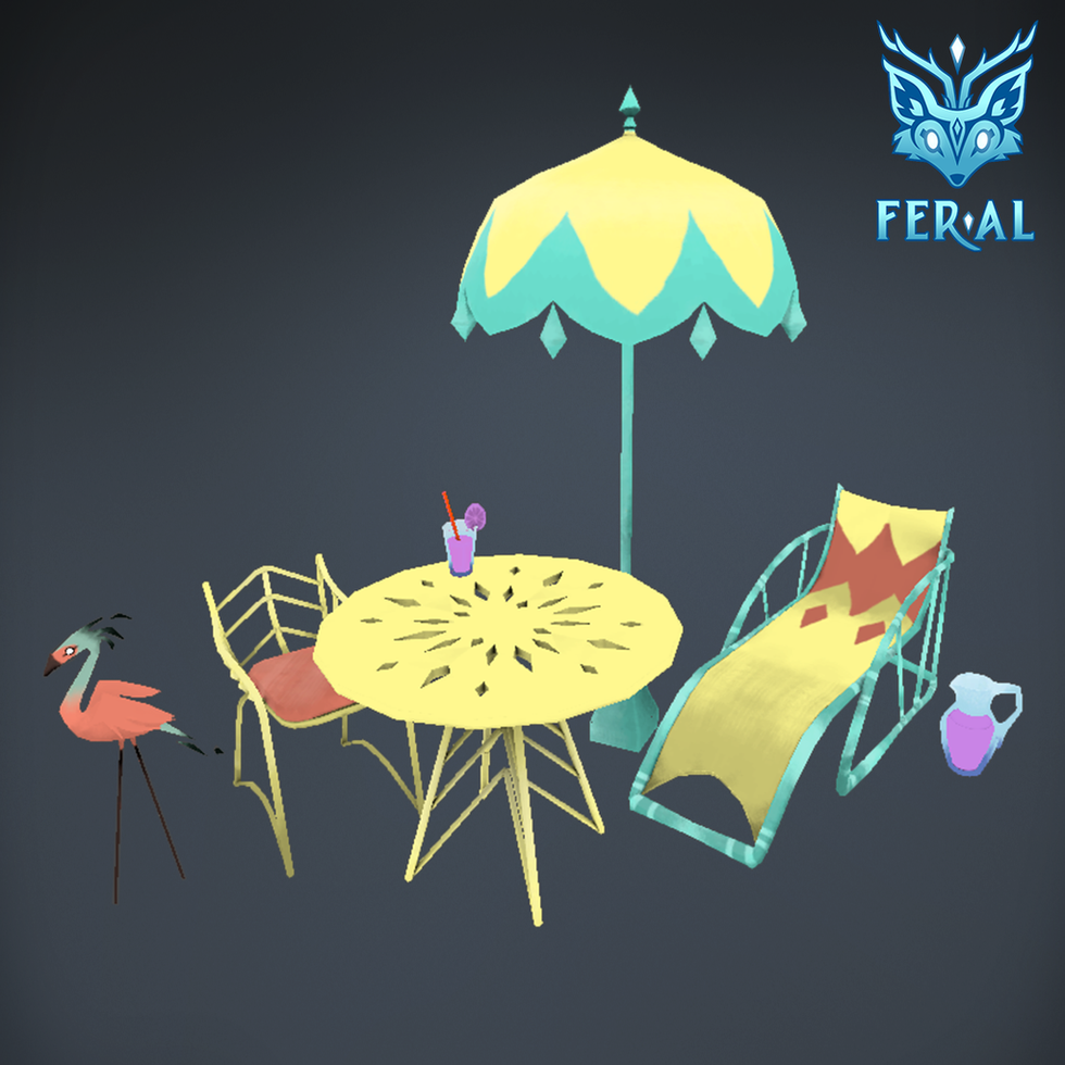 Summer Umbrella and Chairs.png