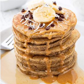 Upper Echelon Protein 4 Ingredient Pancakes