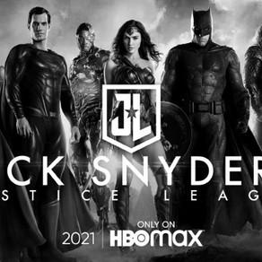 BOMBA! Vazou 1 hora do SnyderCut na HBO Max