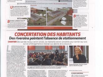 Nouveau centre social Faubourg d'Esquerchin