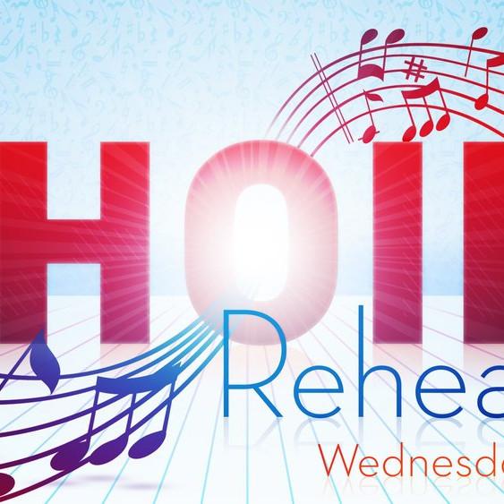 Music Ministry and Kimmel Choir Rehearsal