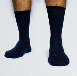 Short Socks Plain Unit
