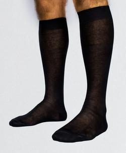 Long socks Plain Unit