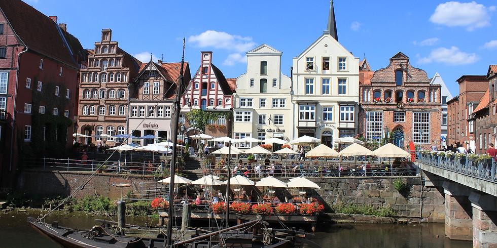Stadtführung: Lüneburg - kernig und kompakt