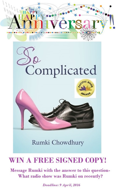 Happy Anniversary to ´´So Complicated´´