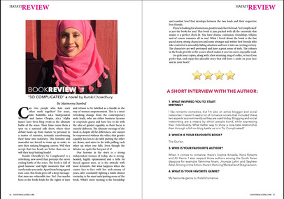 Hayati Review of So Complicated