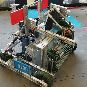 Best Robot Designs for Tipping Point