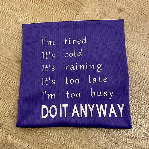 Do It Anyway Tshirt/Vest