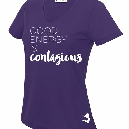 Energy Collection Workout Tee