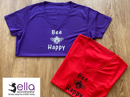 Faith's 'Bee Happy' T'Shirt