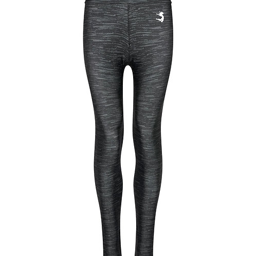 CHARCOAL MARL ELLA ACTIVEWEAR LEGGINGS