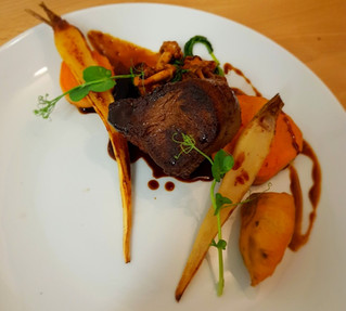 Stek z polędwicy wołowej Barcydzieło