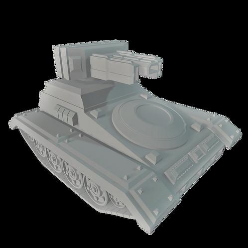 Sci-fi Tank #07
