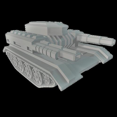 Sci-fi Tank #03