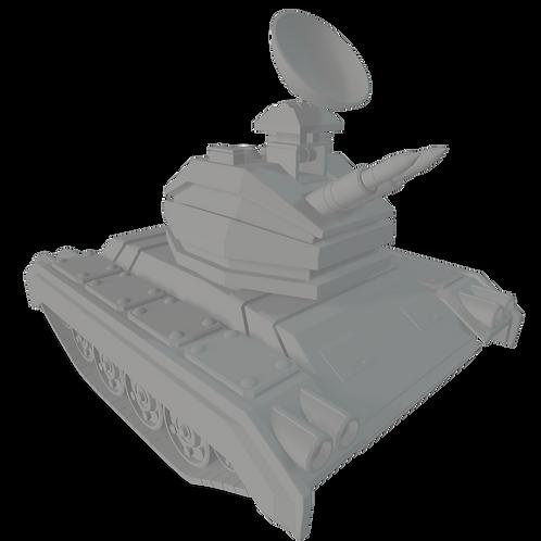 Sci-fi Tank #02