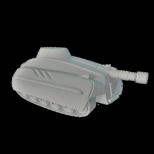 Sci-fi Tank #06