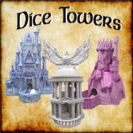 Shop Dice Towers