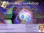 【特別無料Webinar開催】進化占星学の第一人者Maurice Fernandez先生初来日情報