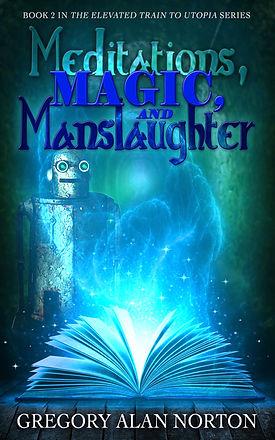 Meditations Magic Manslaughter Book Cove