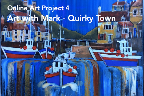 P4 Quirky Town