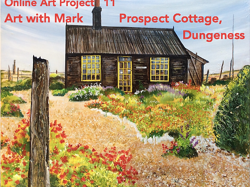 P11 Prospect Cottage - Dungeness