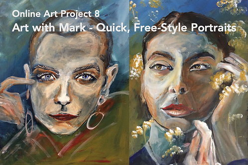 P8 Freestyle Portraits