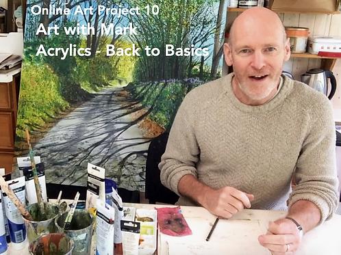 P10 Acrylics - Back to Basics