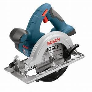 "Bosch 18V 6-1/2"" Circular Saw Kit"
