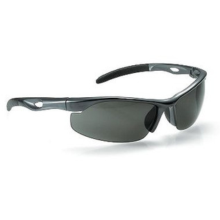Tinted Safety Glasses W/Lanyard