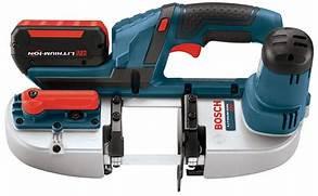 Bosch 18V Sub-Compact PortaBand Saw Kit