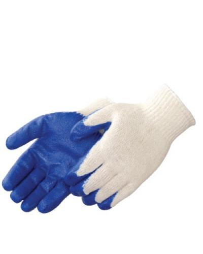 Blu-Latex Coated Palm Glove