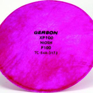 Gerson XP100 Filter - 2pk