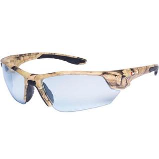 Camo Safety Glasses – Light Blue