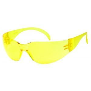 Safety Glasses - Amber