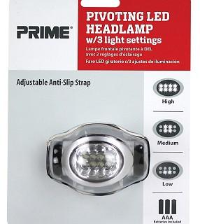 Pivoting LED Headlamp 1004