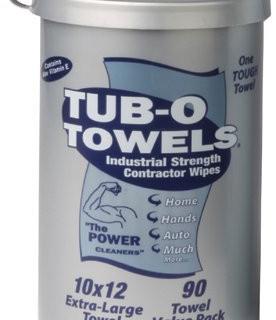 Tub-O-Towels Hand Wipes