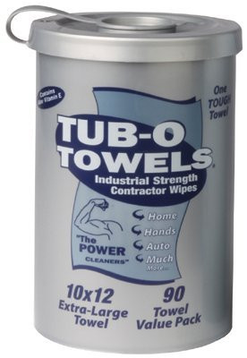 Tub-O-Towels Hand Wipes