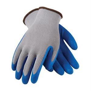 Gray Latex Palm Glove