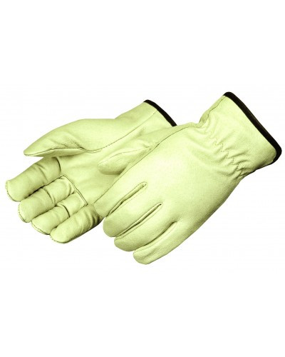 Pigskin Drivers Gloves