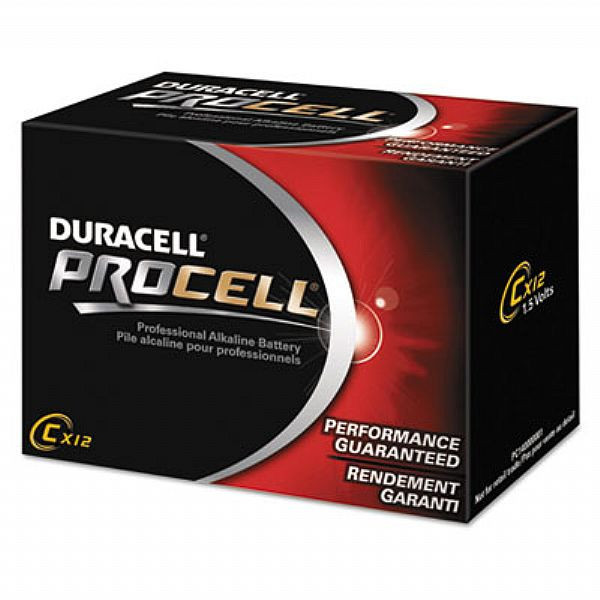 Duracell® ProCell C-Cell Battery - 12 pk