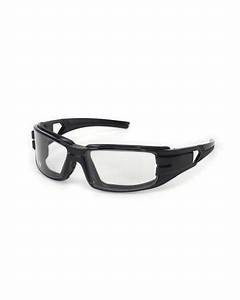 Clear Trooper Safety Glasses