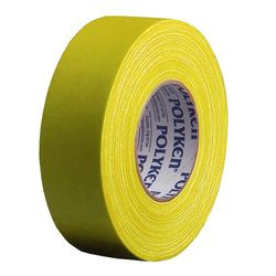 Yellow Cloth Duct Tape