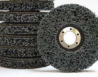 Clean & Strip Cup Wheel