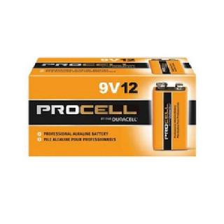 Duracell® ProCell 9 Volt Battery - 12 pk
