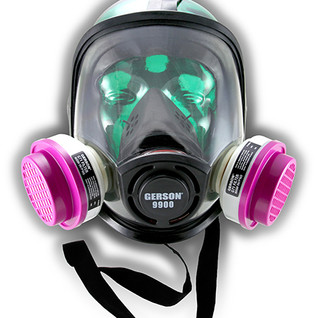 Gerson Full Face Respirator #9900
