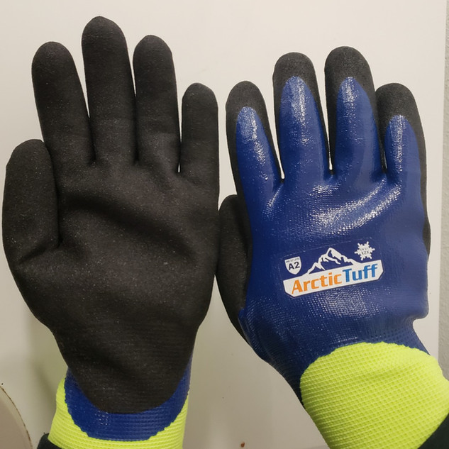 Nitrile Thermal Lined Foam Glove