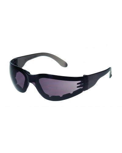 Foam Padded Safety Glasses - Tinted