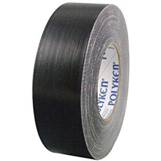 Black Cloth Duct Tape