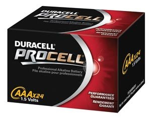 Duracell® ProCell AAA Battery - 24 pk