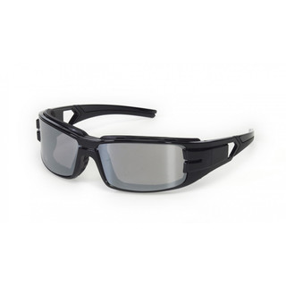 Mirror Tinted Trooper Safety Glasses